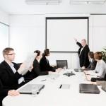 Recomendaciones para una reunión de trabajo exitosa