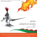 Feliz Día de Sant Jordi 2013