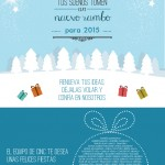 CINC Asesoría de empresas os desea unas Felices Fiestas