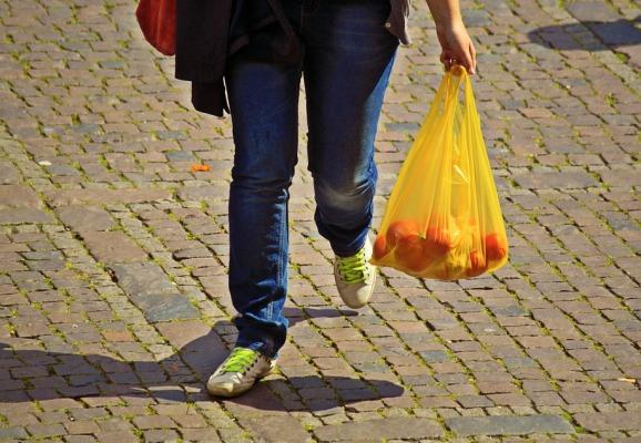 El gobierno prevé prohibir las bolsas de plástico en 2020
